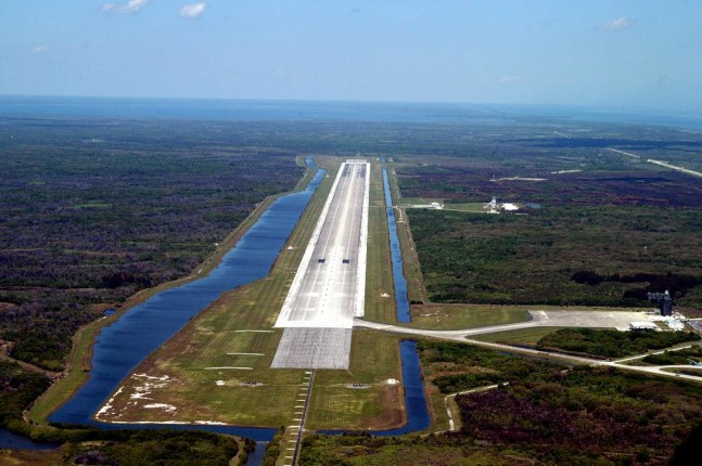 NASA Kennedy Space Center Shuttle Landing Facility SLF NASA photo posted on SpaceFlight Insider