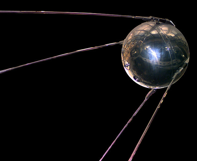 Sputnik 1 spacecraft Roscosmos photo posted on SpaceFlight Insider