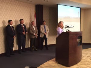 Huntsville / Madison County Chamber of Commerce SNC Dream Chaser Announcement - Huntsville