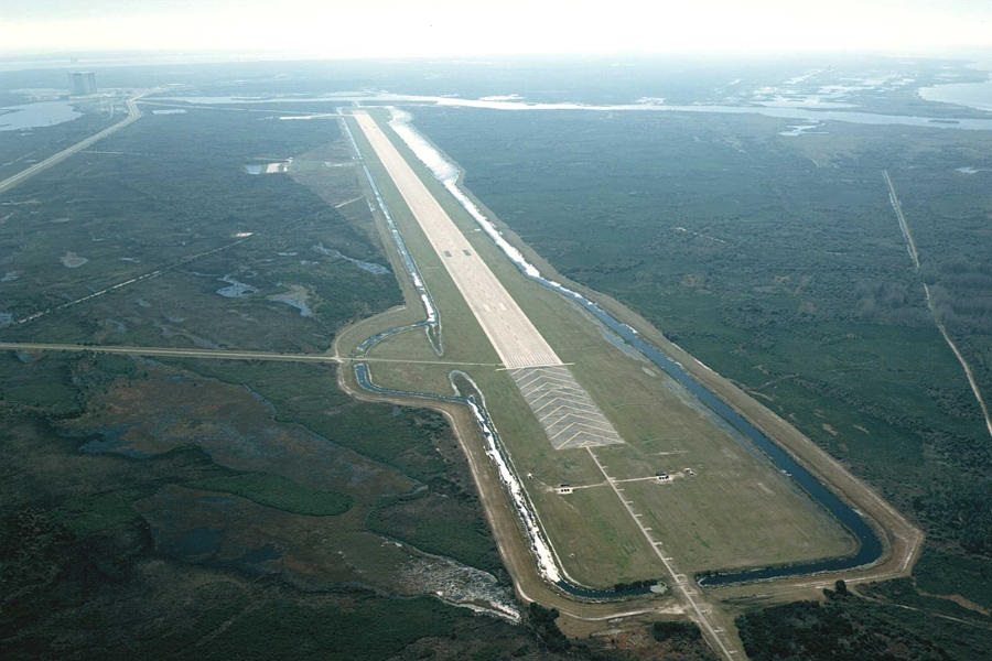 space shuttle runway - photo #10