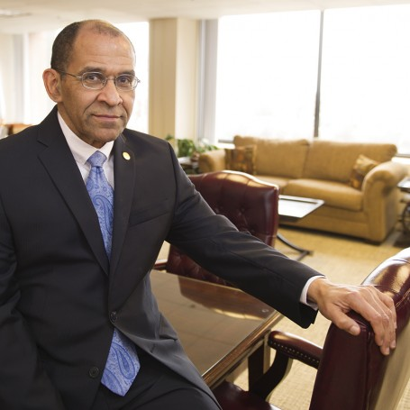 NTSB Chairman Christopher Hart. Photo Credit: Chet Susslin
