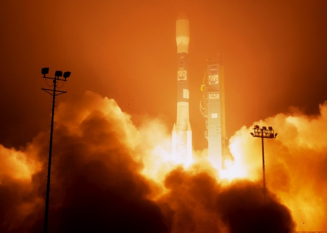 NASA and United Launch Alliance successfully sent the Orbiting Carbon Observatory 2 spacecraft to orbit atop a Delta II rocket as seen on Spaceflight Insider