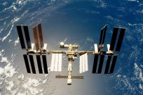 International Space Station ISS NASA photo posted on SpaceFlight Insider