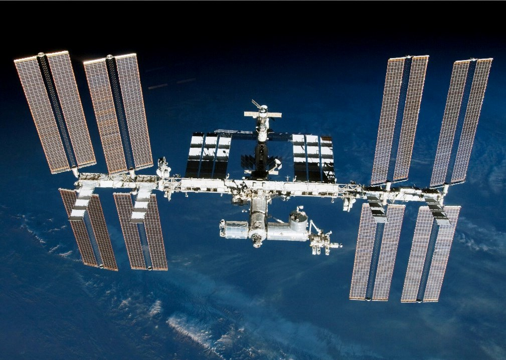Cargo ships, expandables and spacewalks, oh my: ISS in ...