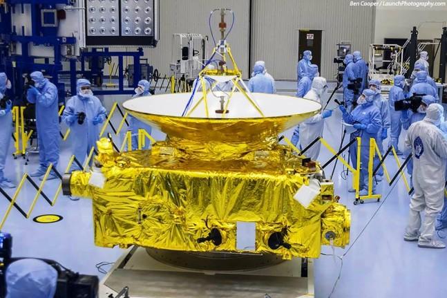 New Horizons Ben Cooper Launchphotography.com link to site