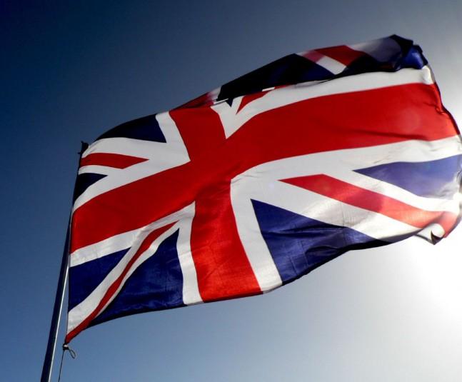 United Kingdom flag posted on SpaceFlight Insider