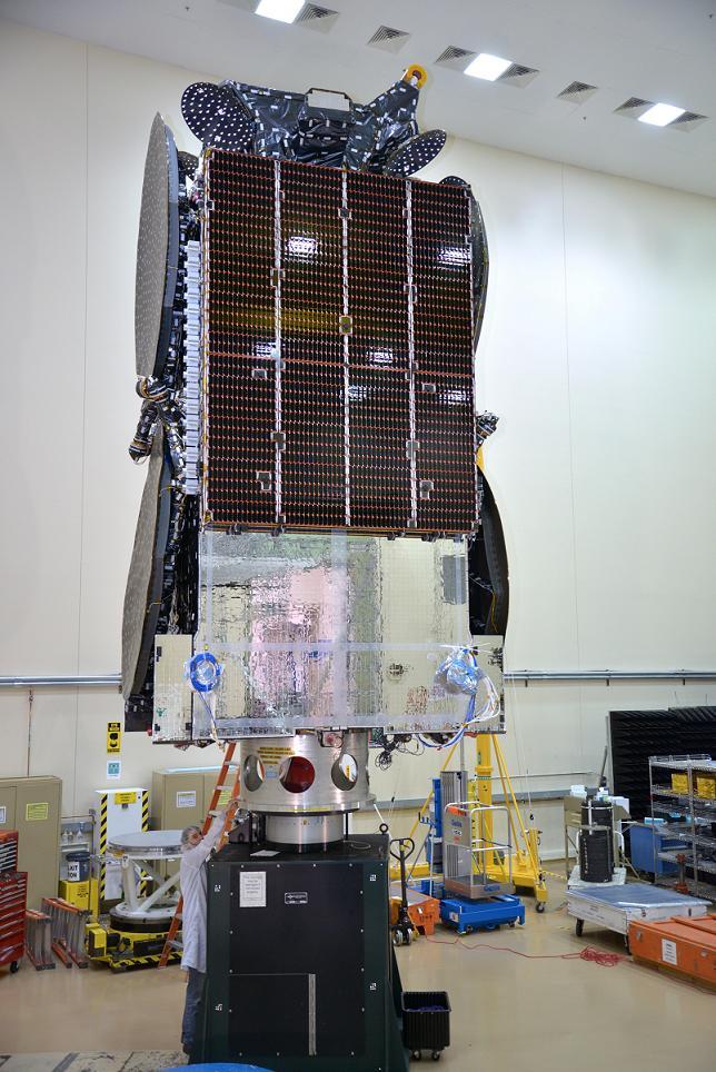The Star One C4 satellite