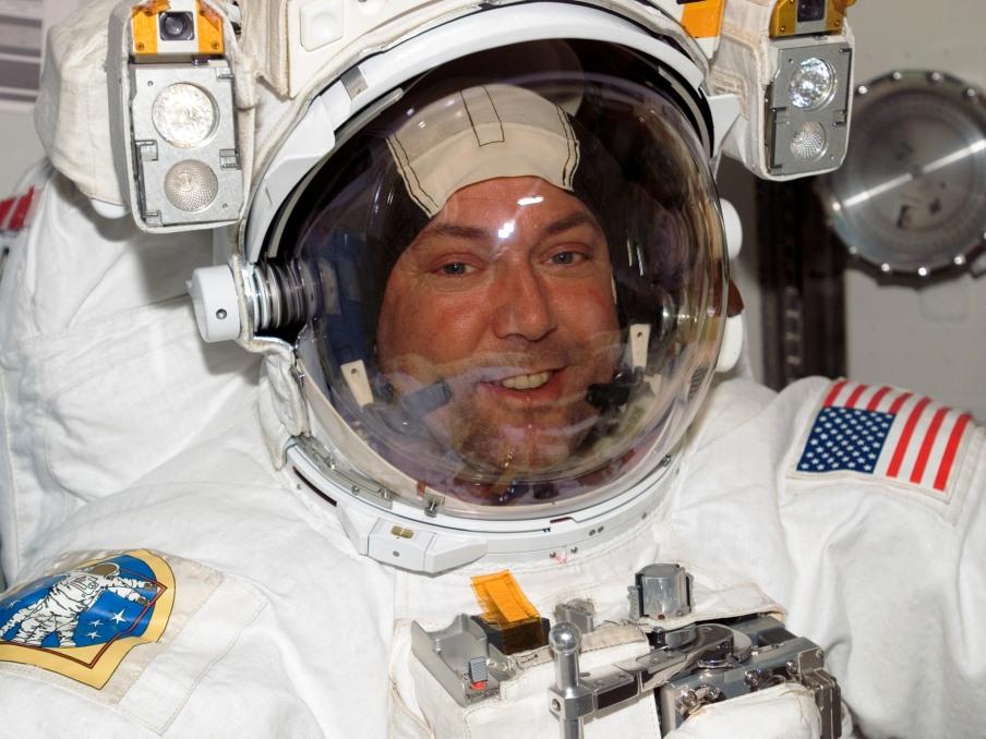michael foreman astronaut - photo #12