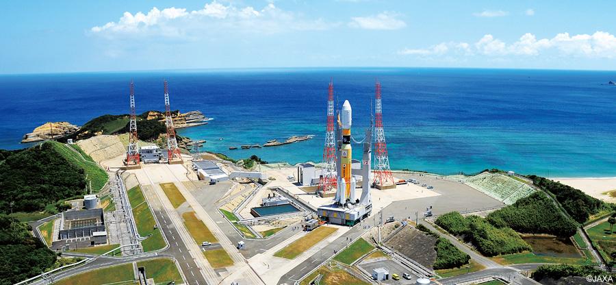 Japan Aerospace Exploration Agency JAXA NASA Mitsubishi Heavy Industries H-IIB rocket photo credit JAXA posted on SpaceFlight Insider