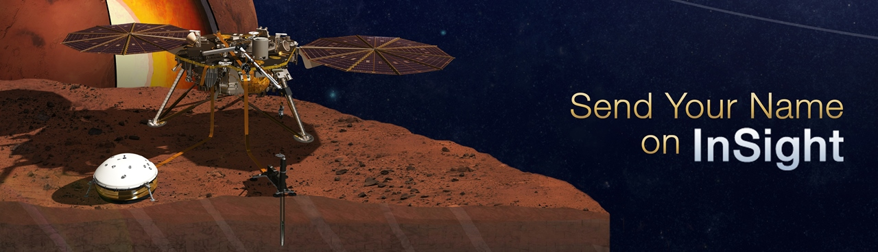 NASA InSight mission to Mars NASA image posted on SpaceFlight Insider