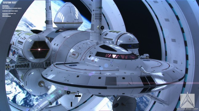 NASA Warp Drive Sploid image posted on SpaceFlight Insider