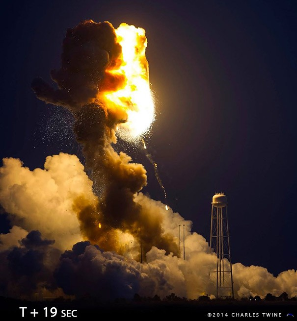 Orbital ATK Wallops Flight Facility Antares Orb-3 Cygnus Mid-Atlantic Regional Spaceport MARS Pad 0A photo credit Charles Twine SpaceFlight Insider