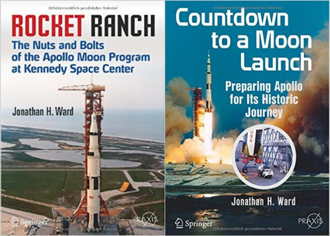 Rocket Ranch Countdown to a Moon Launch Springer Praxis Jonathan Ward Springer image posted on SpaceFlight Insider