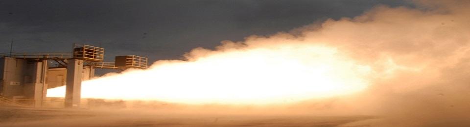 GEM 60 test fire Utah Orbital ATK photo posted on SpaceFlight Insider