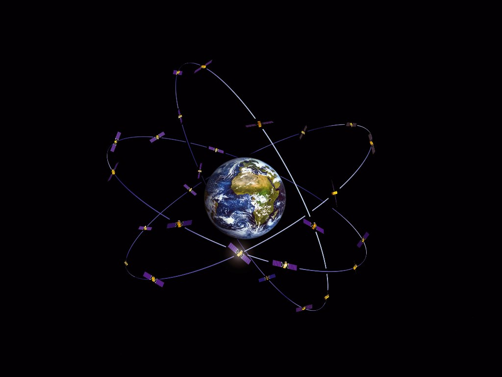 Galileo-Constellation European Space Agency ESA image posted on SpaceFlight Insider