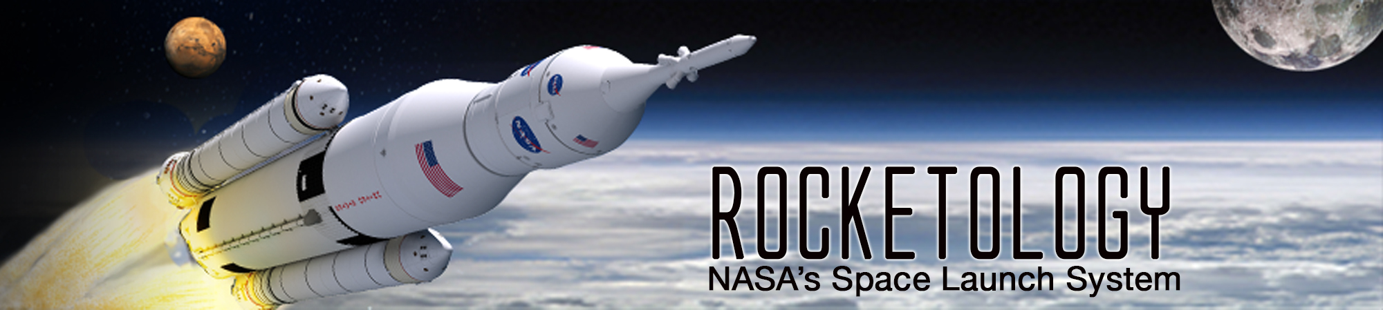 NASA Space Launch System rocket Rocketology NASA photo posted on SpaceFlight Insider
