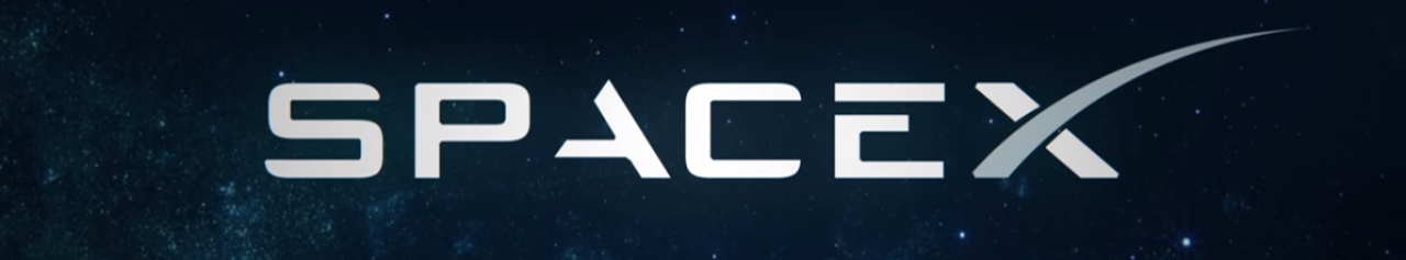 SpaceX logo posted on SpaceFlight Insider