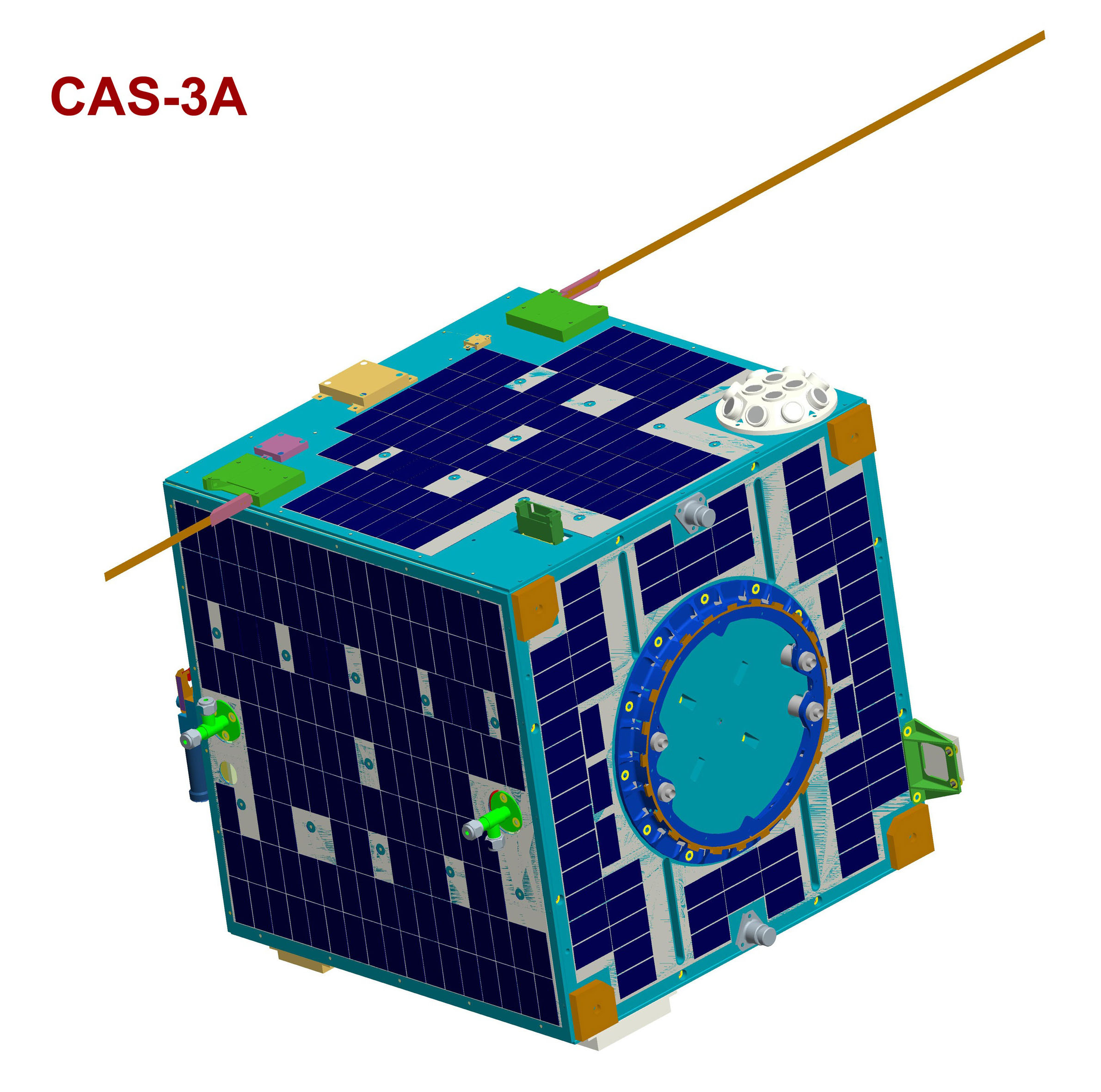 CAS-3A satellite