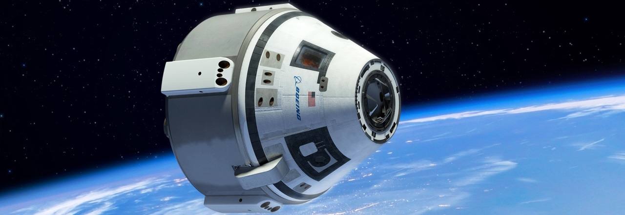 Boeing's CST-100 Commercial Crew Program spacecraft - has been renamed the Starliner image credit Boeing posted on SpaceFlight Insider
