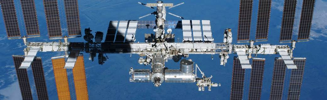Commercial space firms are already providing commercial resupply services to the International Space Station and hope to ferry crews to orbit as well. Photo Credit: NASA