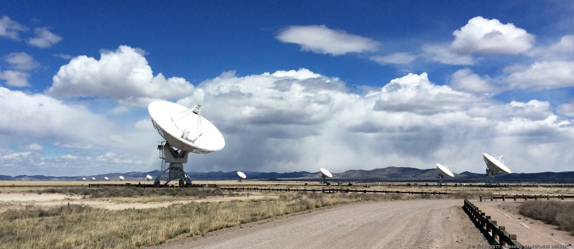 Very Large Array in New Mexico photo credit Scott Johnson SpaceFlight Insider