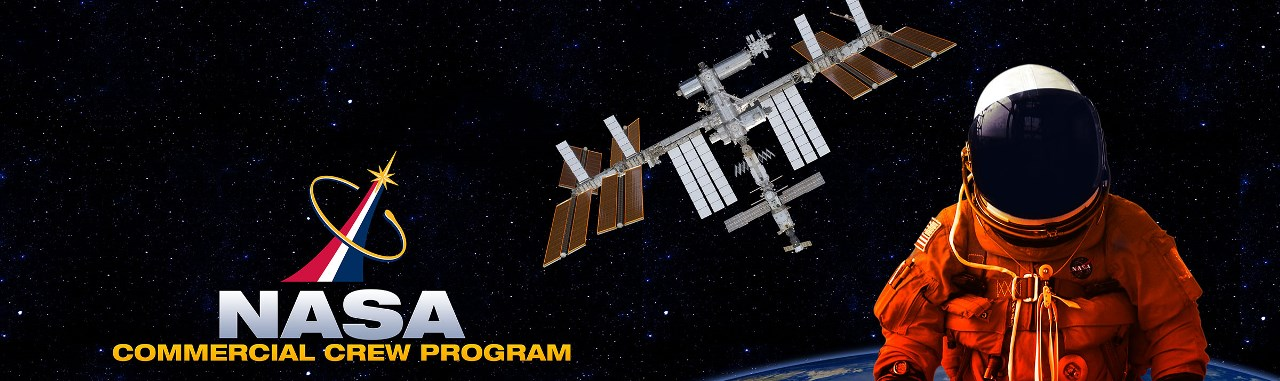 Commercial Crew Program International Space Station astronaut Earth orbit NASA image posted on SpaceFlight Insider