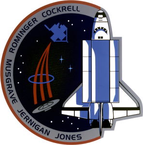 STS-80-patch NASA image posted on SpaceFlight Insider