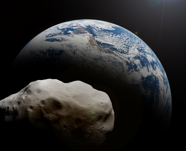 big asteroid in solar system - photo #46