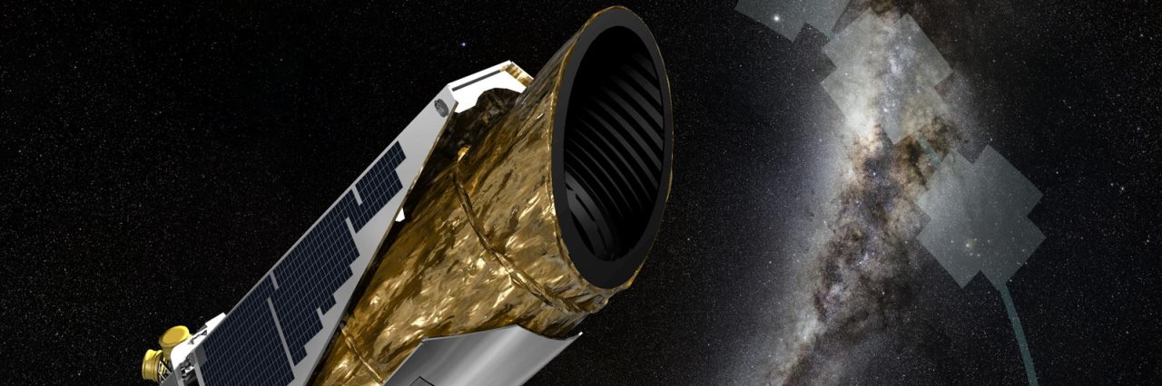 NASA's Kepler Space Telescope - has detected something that can't be explained - and some are suggesting it has alien origins. Image Credit: NASA