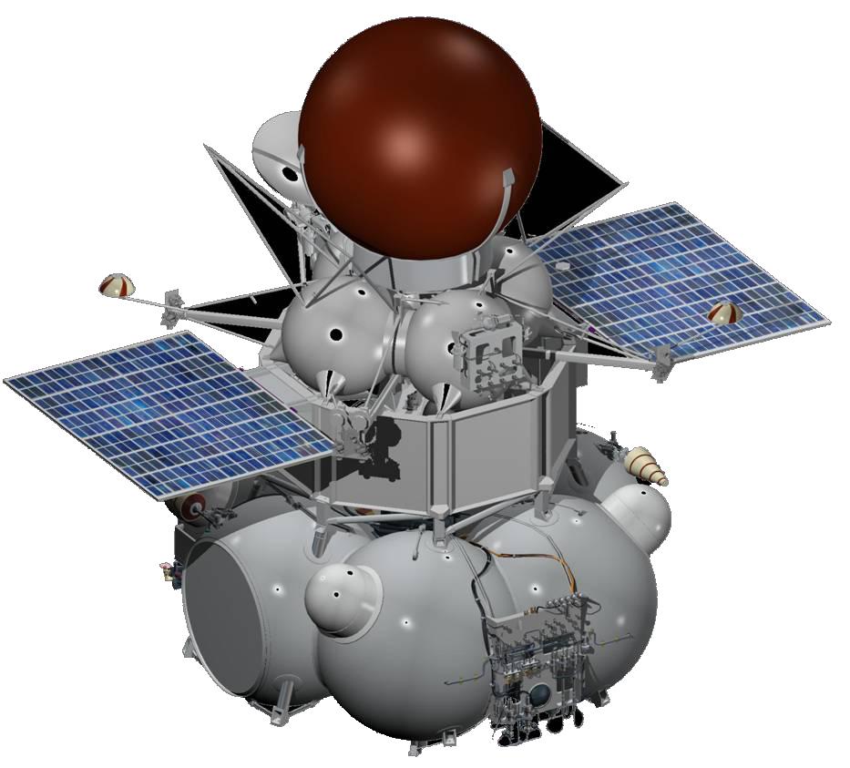 spacecraft venera - photo #23