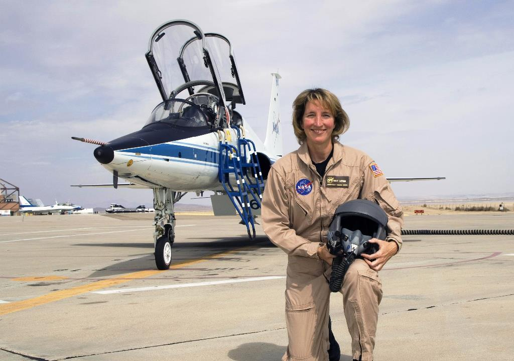 Former U.S. Air Force Colonel joins Virgin Galactic as ...