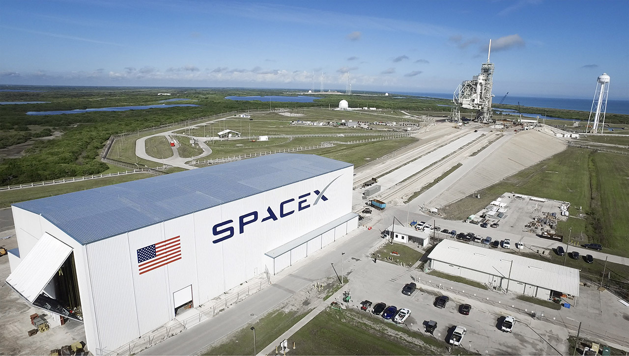 SpaceX LC39A