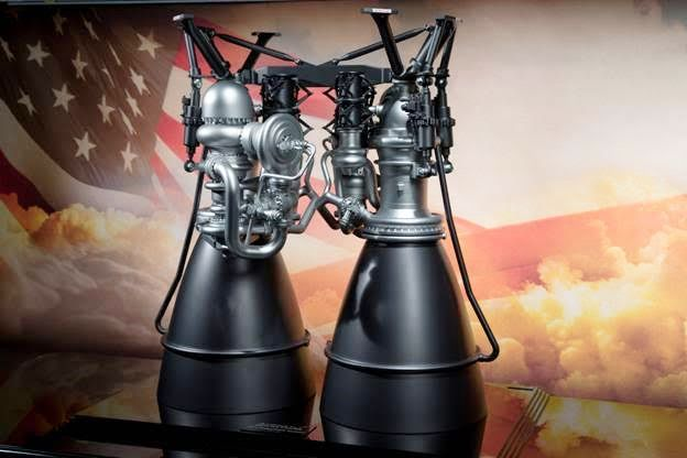 Aerojet Rocketdyne AR-1 rocket engine Aerojet Rocketdyne image posted on SpaceFlight Insider