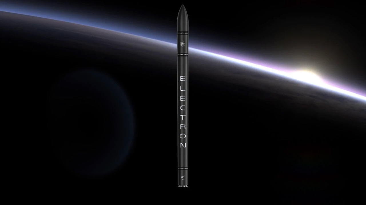 Rocket Lab Electron rocket posted on SpaceFlight Insider