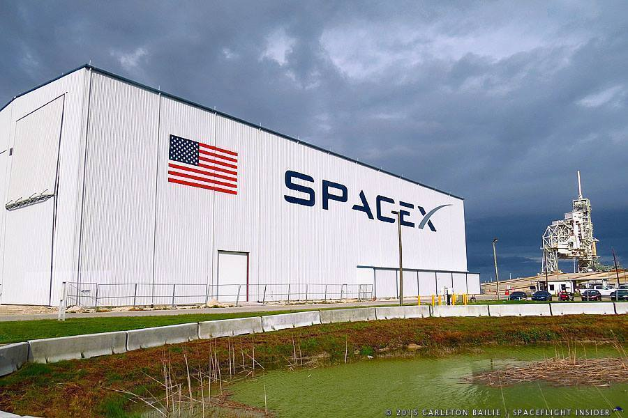 NASA Kennedy Space Center Launch Complex 39A SpaceX Falcon 9 Heavy launch site 20 year lease photo credit Carleton Bailie SpaceFlight Insider