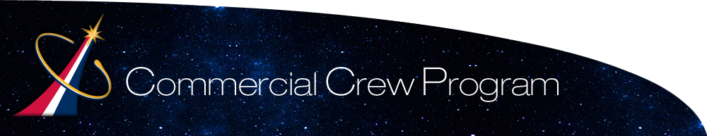 Commercial_Crew_program logo posted on SpaceFlight Insider