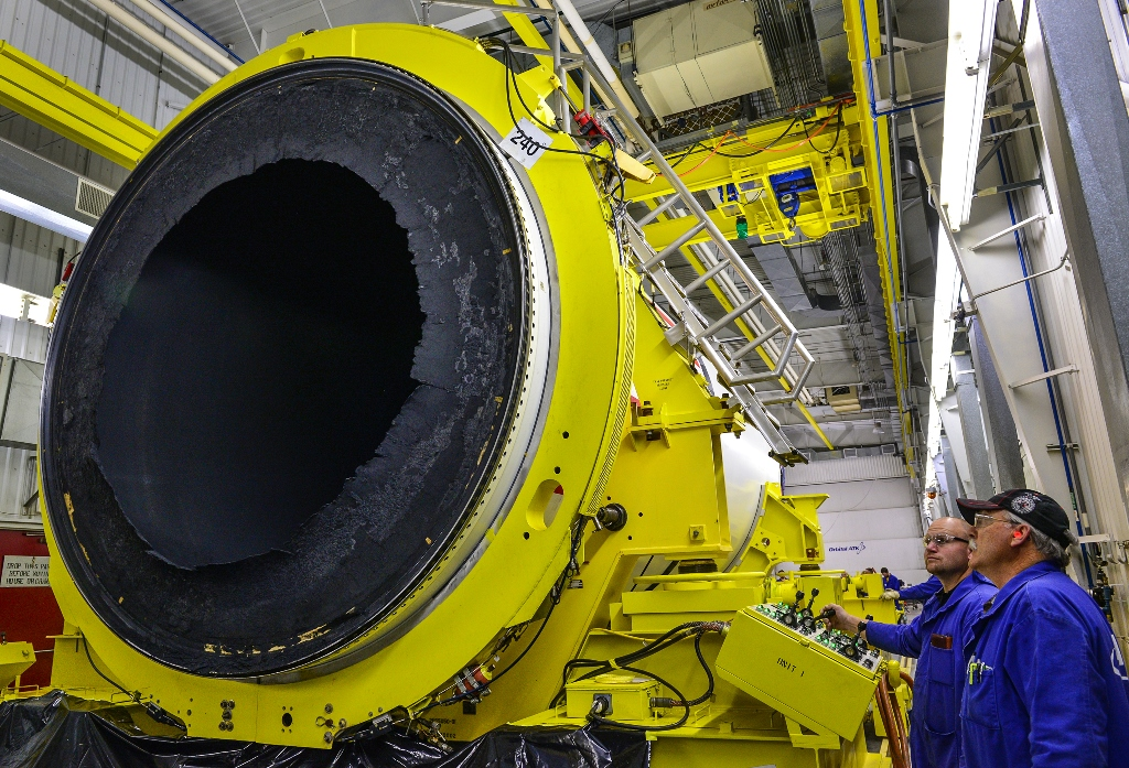 Four To Five Engineer Details Changes Made To Sls Booster
