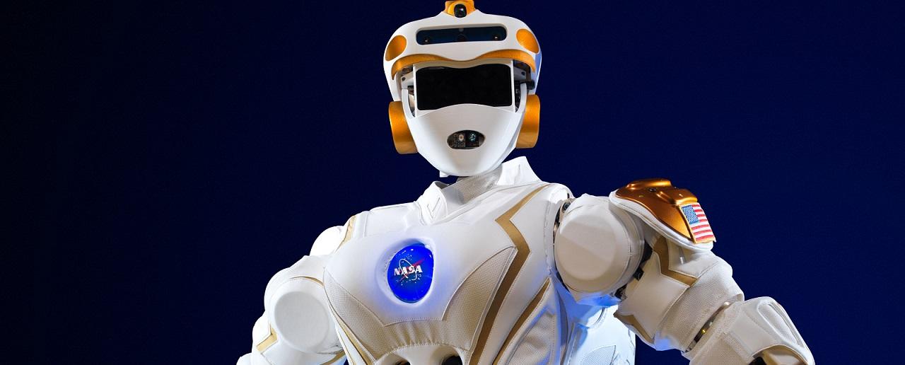 NASA's R5 robot.