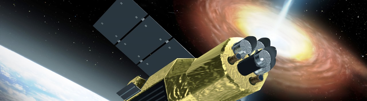 ASTRO H space telescope JAXA image posted on SpaceFlight Insider
