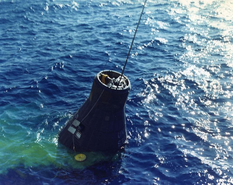 friendship 7 spacecraft take off - photo #32