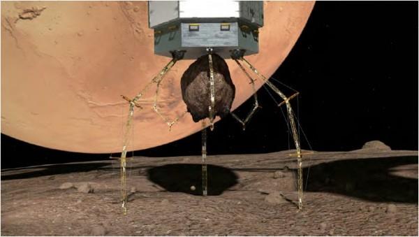 ARRM Mars
