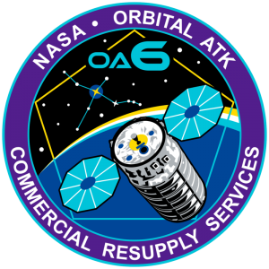 Orbital_Sciences_CRS_Flight_6_Patch Orbital ATK image posted on SpaceFlight Insider