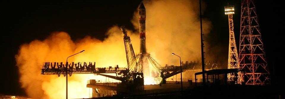 Soyuz-2.1b launch of the Resurs-P3 satellite.