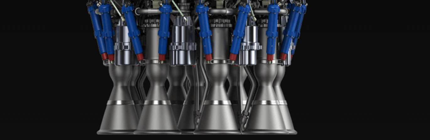 Rocket Lab Rutherford rocket engine