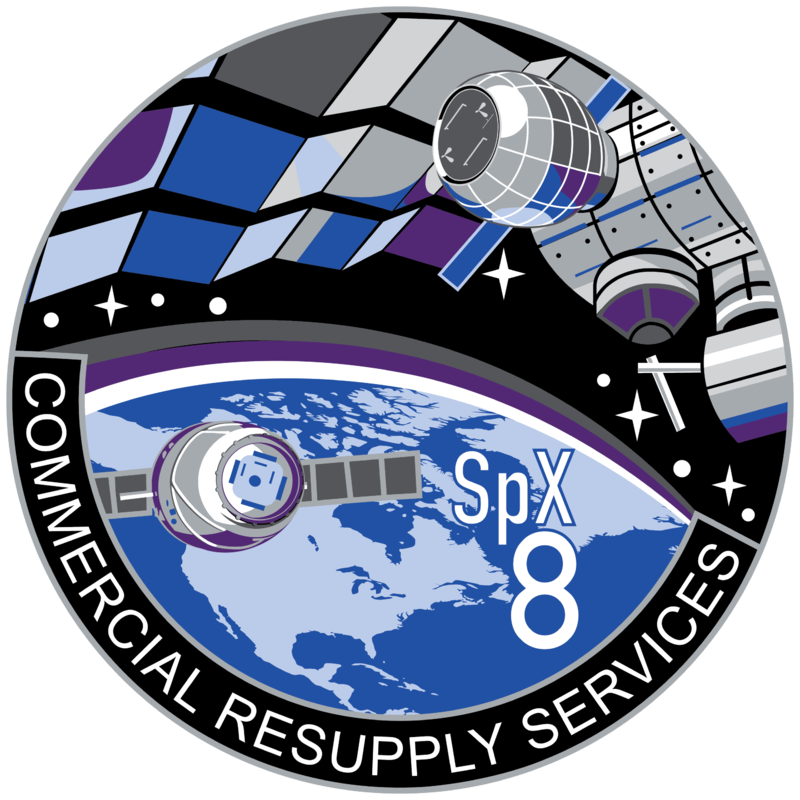 spacex crs 4 logo - photo #14