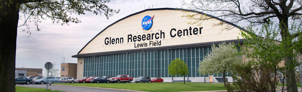Glenn Research Center Lewis Field NASA photo posted on SpaceFlight Insider