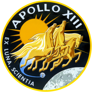 Apollo_13-insignia NASA image posted on SpaceFlight Insider