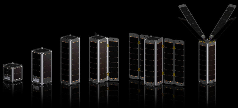 CubeSats Vector Space Systems photo posted on SpaceFlight Insider