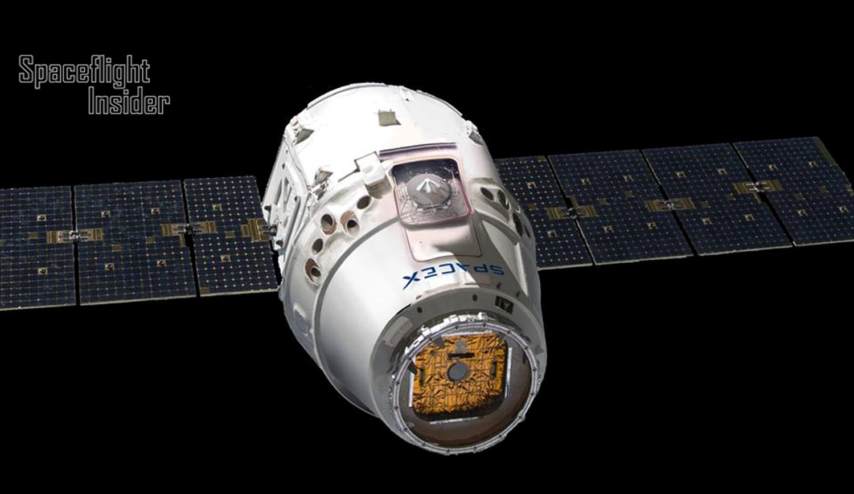 dragon spacecraft models - HD1500×867