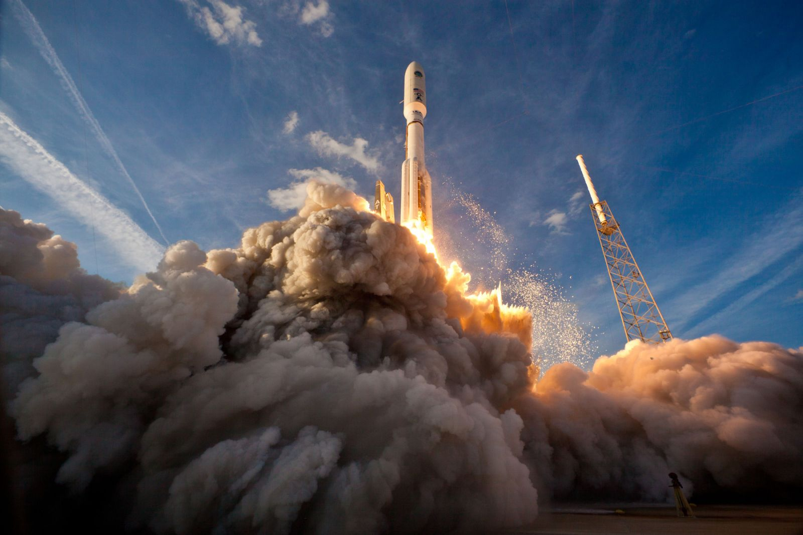 ULA set to launch Atlas V with MUOS-5 - SpaceFlight Insider
